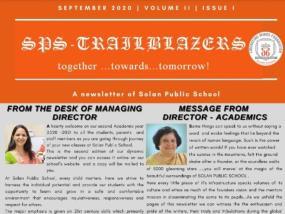 News Letter (2020)