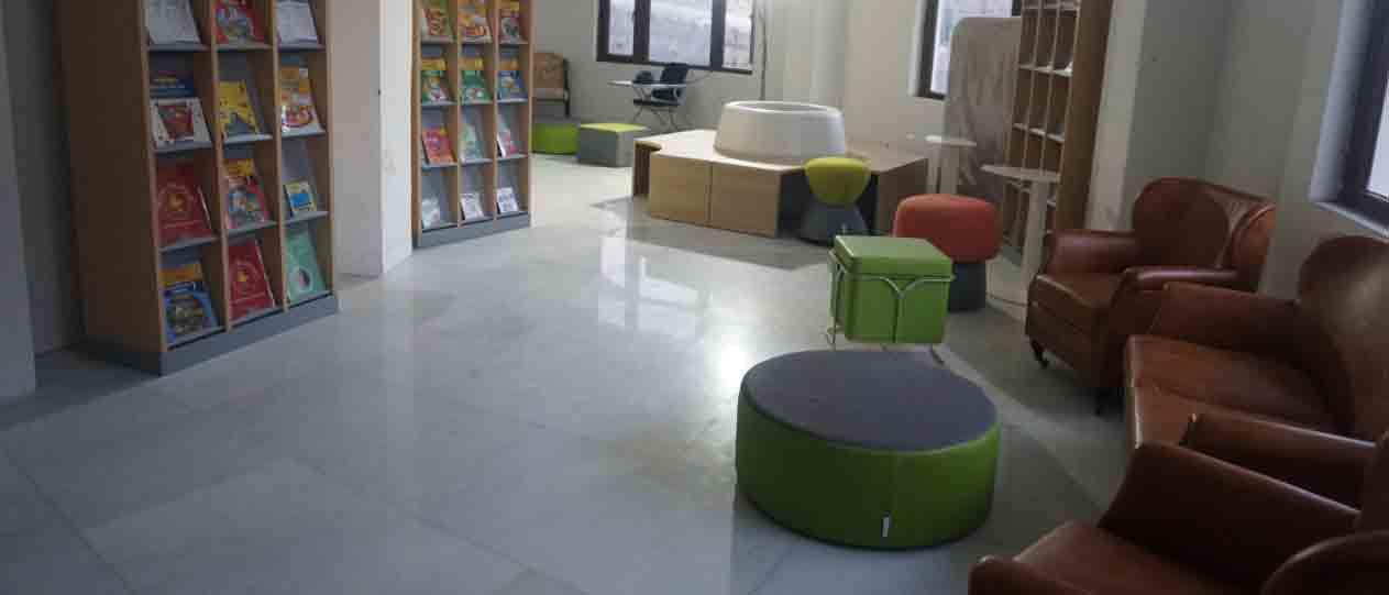 world Class library