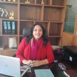 Avantika Sharma, Headmistress, Solan Public School